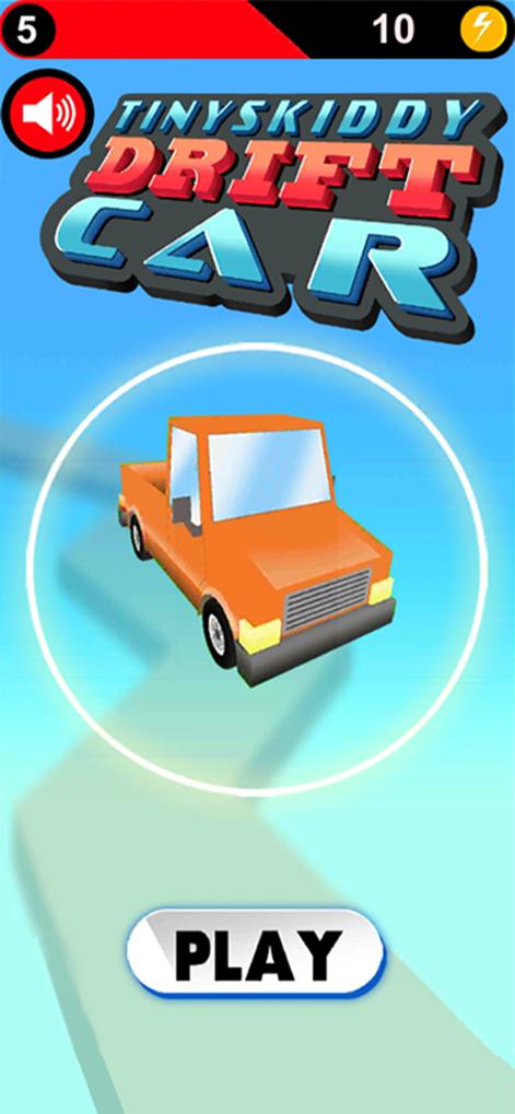 小巧的漂移车V1.0 苹果版