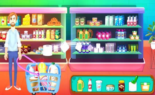 超市购物和ATM乐趣V1.0 苹果版