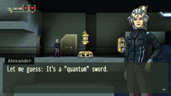 量子飞跃者