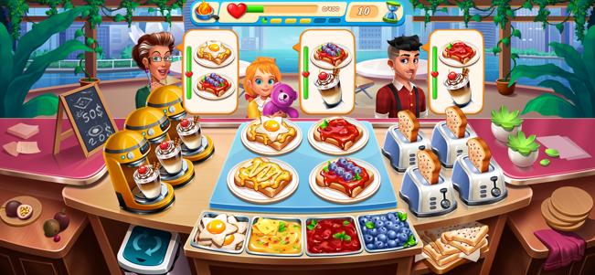 烹饪码头V1.0 苹果版