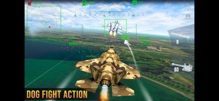 喷气式空袭任务V1.0 苹果版