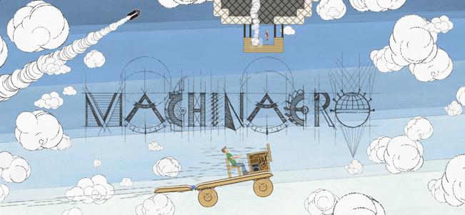 MachinaeroV1.0 苹果版