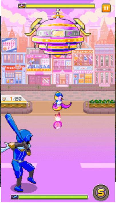 击球英雄V1.0 安卓版