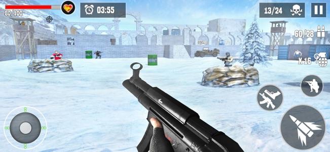 反恐射击手任务V1.0 苹果版