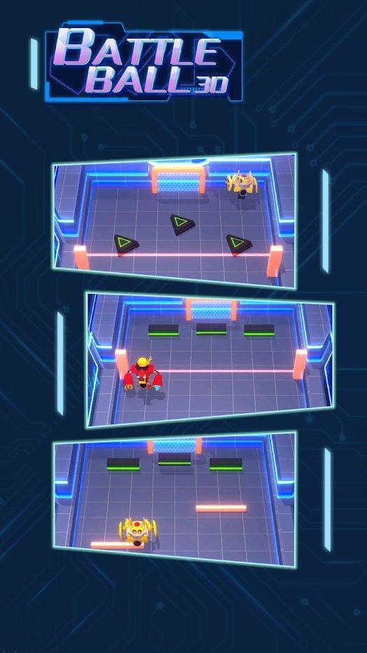 战斗球球3DV4.1 安卓版