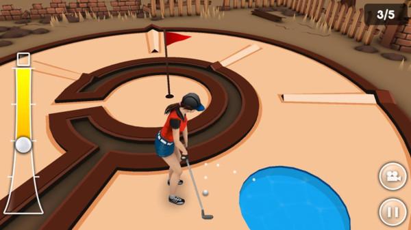 全民高尔夫3DV1.8 安卓版