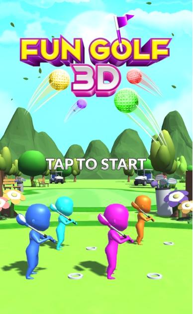 趣味高尔夫3DV0.0.111 安卓版