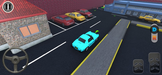 高级停车场3DV1.0 苹果版