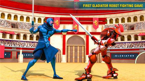 英雄机器人角斗场V1.0 安卓版