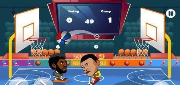 大头篮球V1.0 安卓版
