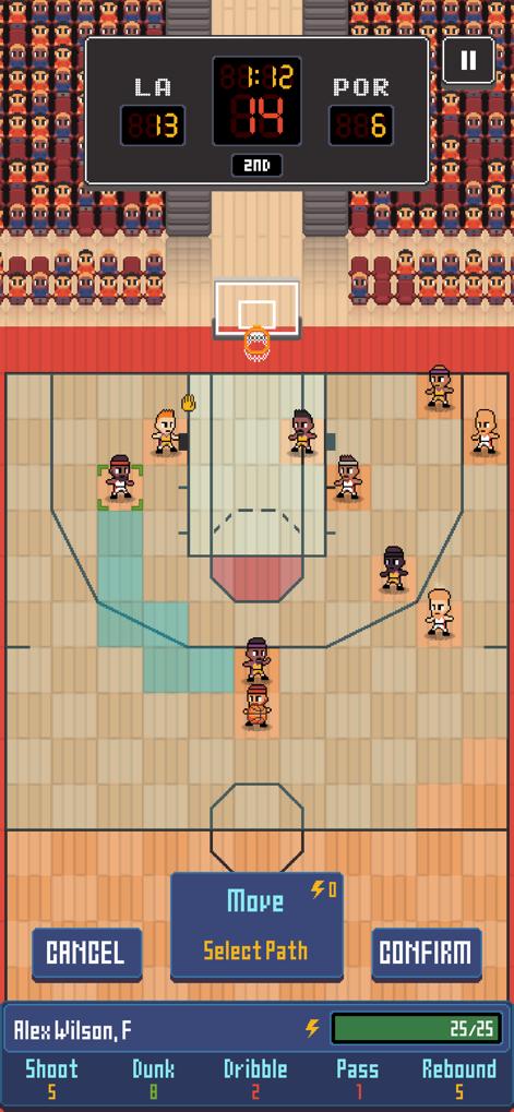 篮球联赛战术V1.0.0 安卓版
