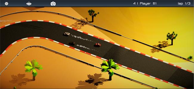 GT迷你赛车V1.0 苹果版