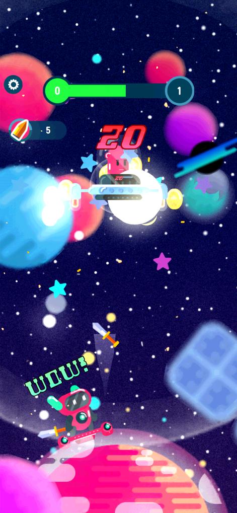 行星英雄异型战争V1.0 苹果版