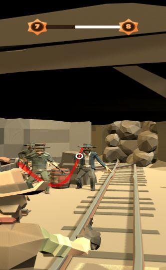 牛仔决斗3DV1.0 苹果版