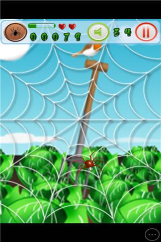 逃离蜘蛛网