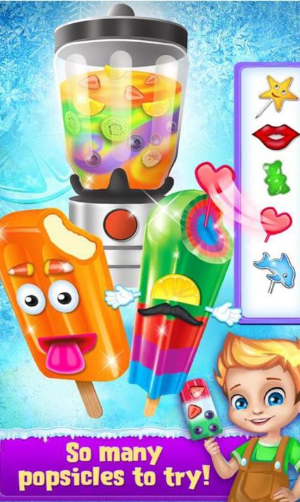 夏日冷冻甜点V1.0 安卓版