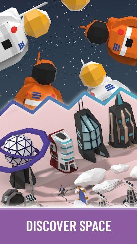 放置太空殖民地V2.1.1 安卓版