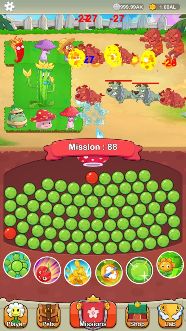 保卫花园僵尸战争V1.0 安卓版