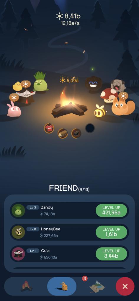 点燃篝火V1.0 苹果版