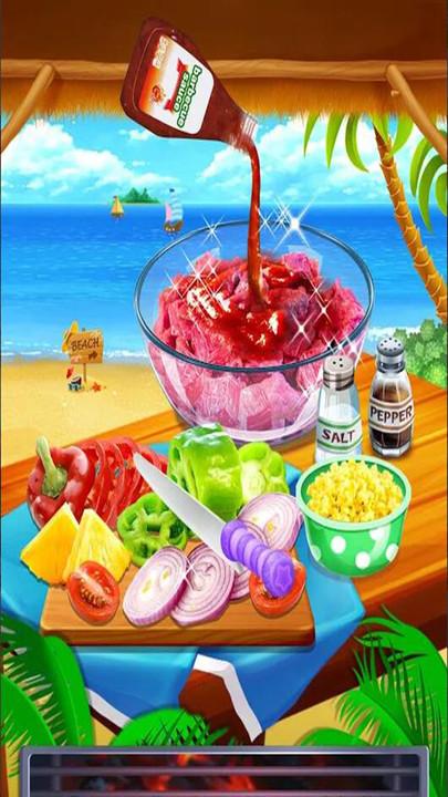 夏威夷烧烤派对V1.0 安卓版
