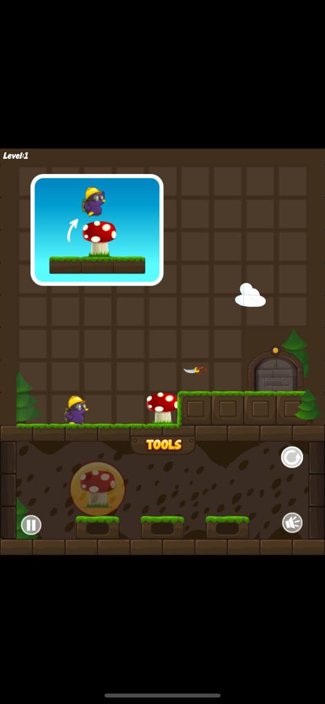 鼹鼠矿工V1.0 苹果版