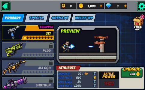 战斗狂人V1.0 苹果版