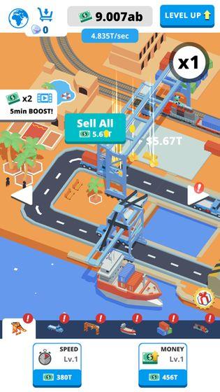 放置港口大亨V1.03 安卓版