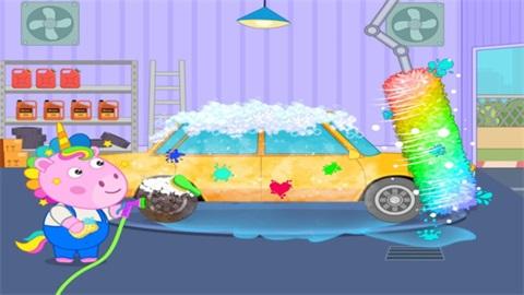 儿童洗车场V1.3 安卓版