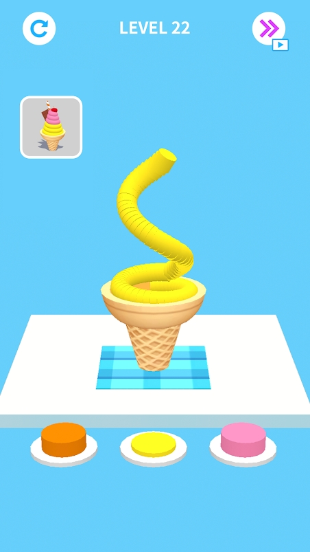美味的食物3DV0.0.1 安卓版