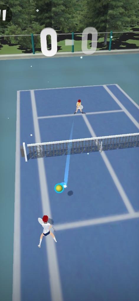 网球公主V1.0 苹果版