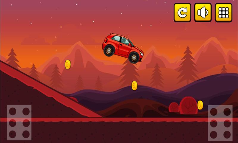 危险沙漠赛车