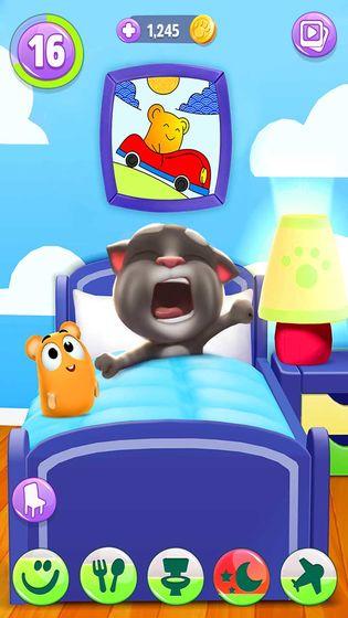 我的汤姆猫2官网下载-我的汤姆猫2正版-我的汤姆猫2安卓/苹果版-攻略-兑换码-飞翔游戏库
