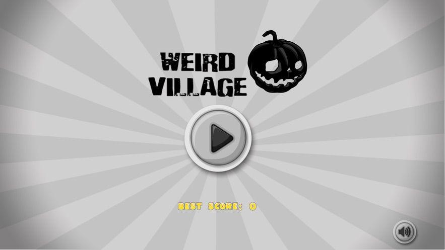 怪异的村庄V1.0 苹果版