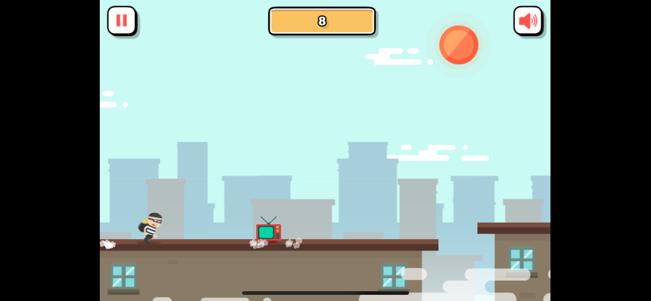 小偷的逃跑路线V1.0 苹果版