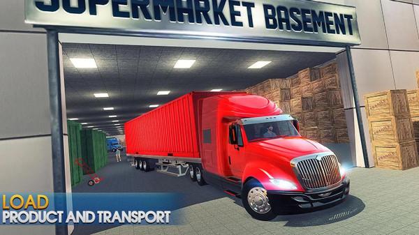 超市卡车运输V1.12 安卓版