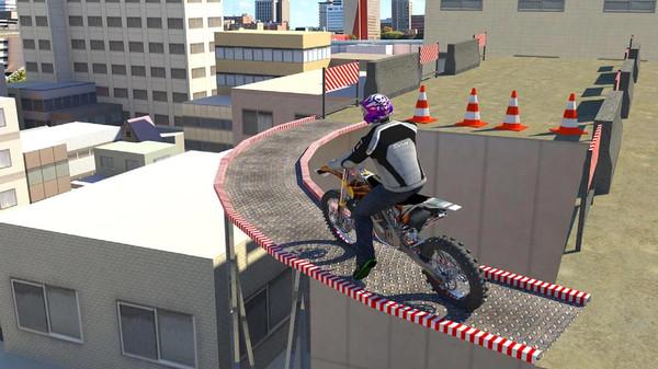 屋顶自行车模拟V1.1 安卓版