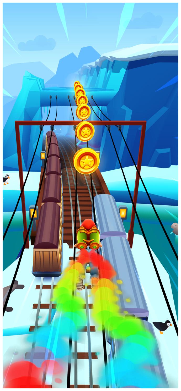 抖音地铁冲浪Subway SurfersV1.117.0 苹果版