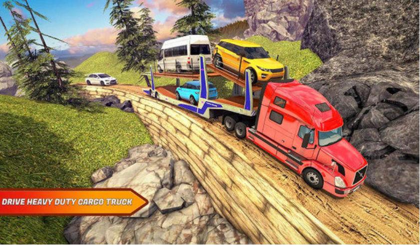 越野拖车停车模拟V1.04 安卓版