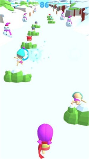 扔雪球大战V0.1 安卓版
