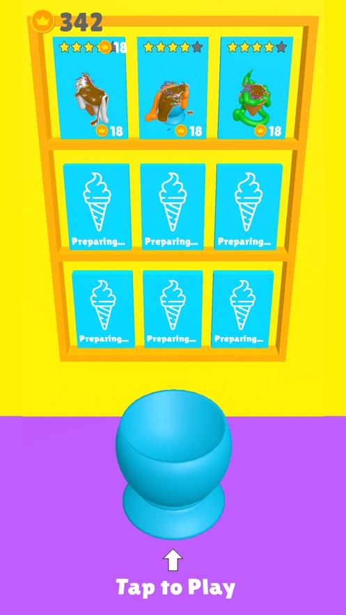 冰淇凌商店3DV1.0 苹果版