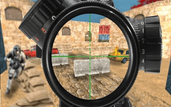 军事射击V0.091 安卓版