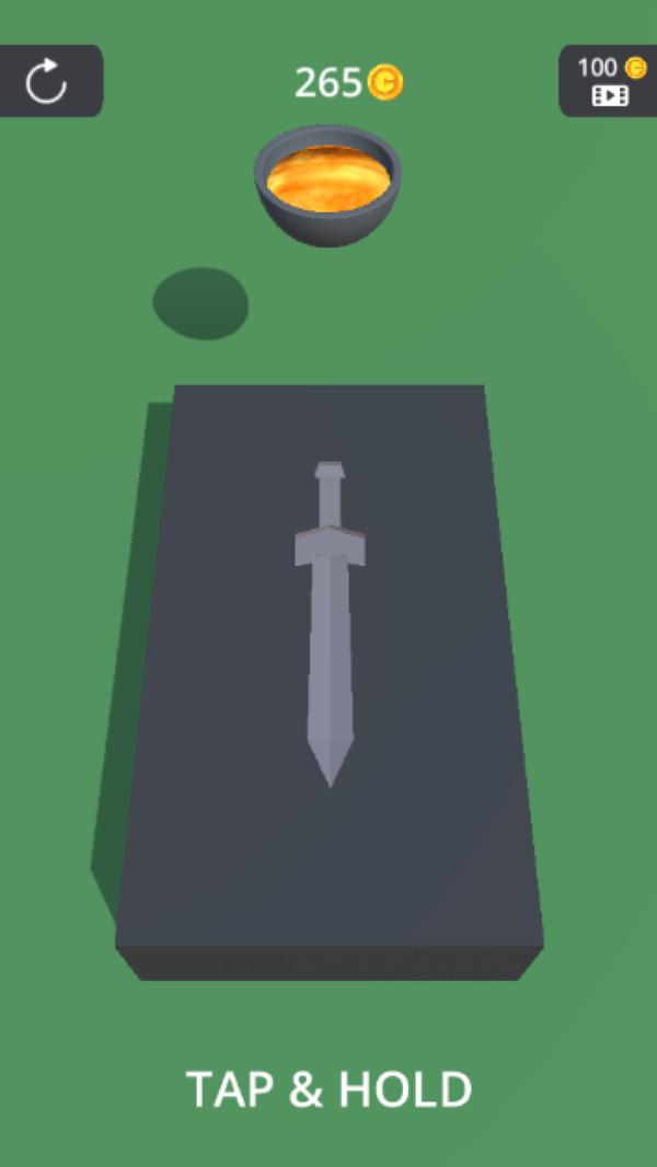 宝剑模拟器V1.0.0 安卓版