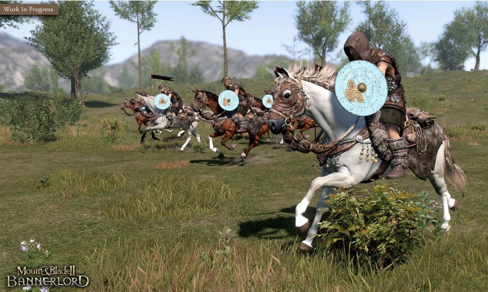 骑马与砍杀2女性面部美化MOD
