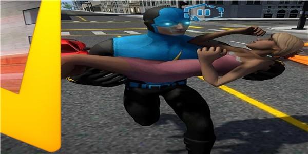 超速英雄闪电模拟V2.0 安卓版