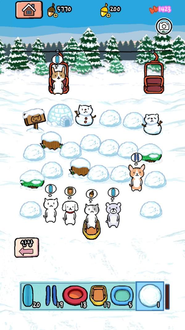 动物滑雪场V1.0.6 苹果版