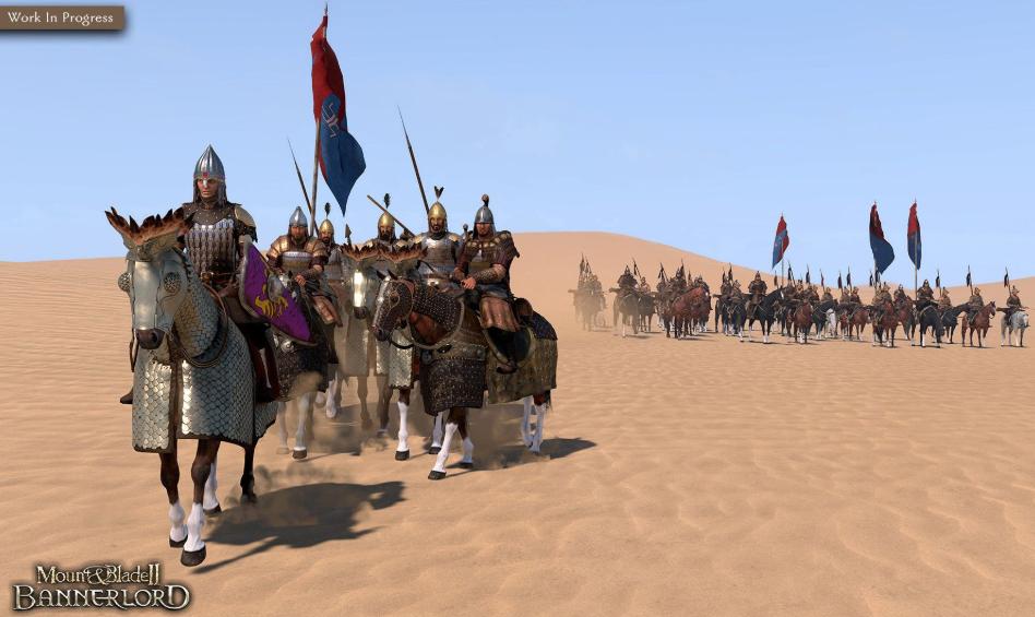 骑马与砍杀2允许士兵升级为同伴关系MOD