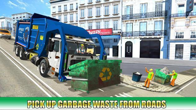 垃圾运输车驾驶模拟器V0.2 安卓版