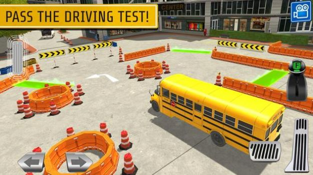 巴士站台驾驶教学V1.0 安卓版