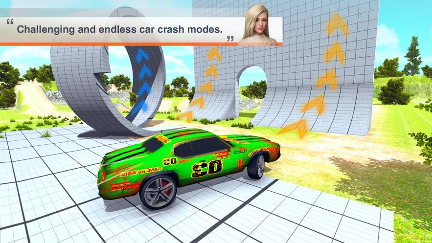专业撞车挑战赛V1.0 苹果版