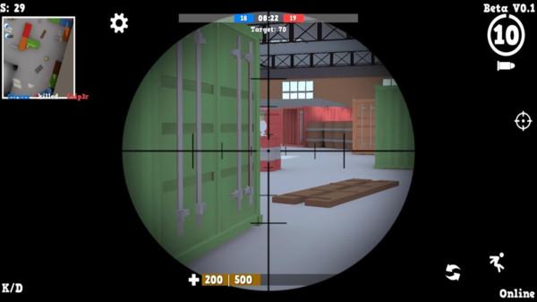 人类射击战场V1.0 安卓版